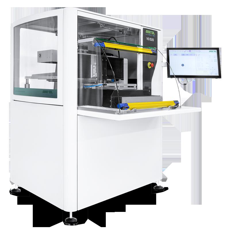 AUREL VS1520A High Precision Screen Printer