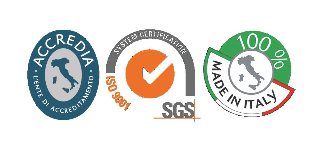 ISO 9001 UNI EN ISO 9001:2015 CERTIFICATION