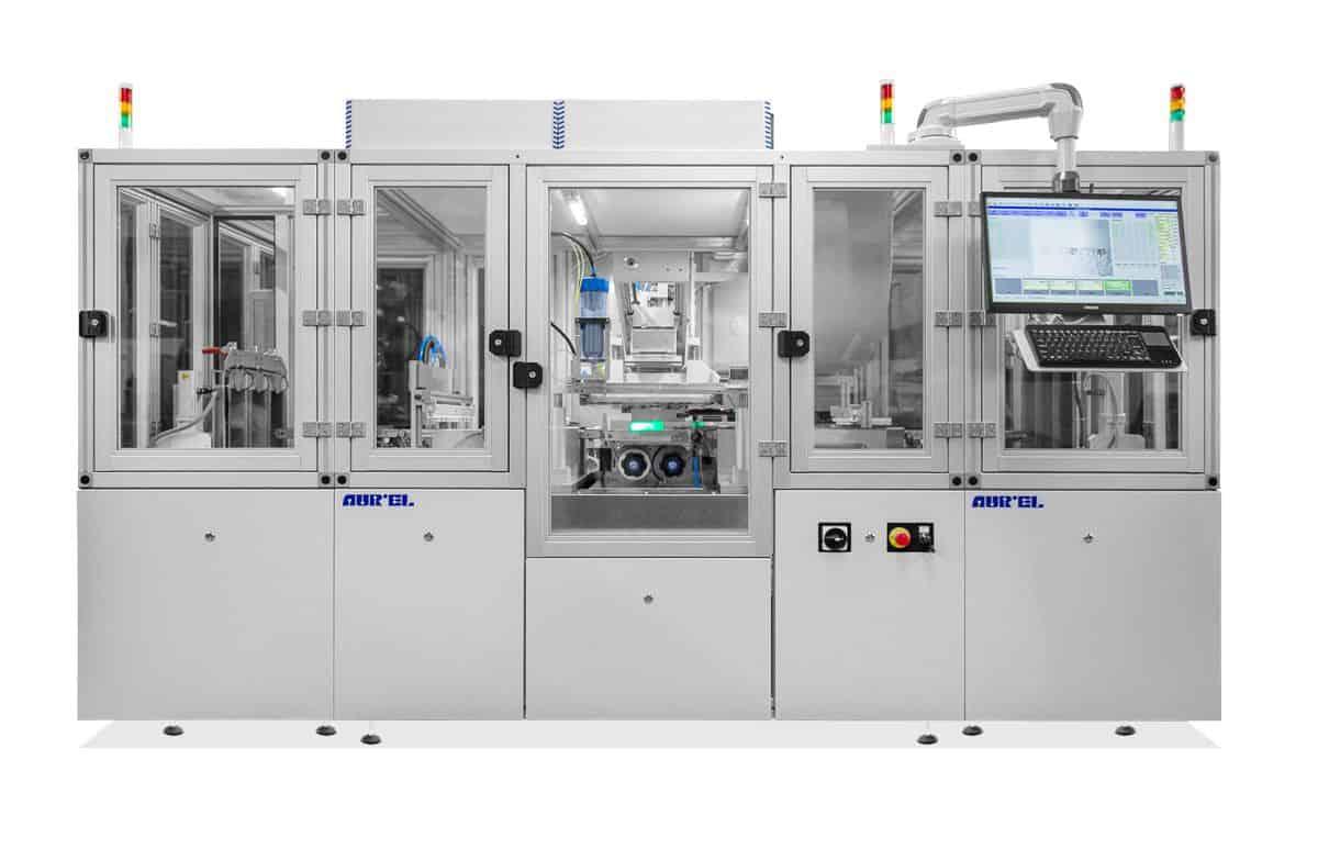 VS1520A Fuel cells printing machines – SOFC Solid Oxide Fuel Cells
