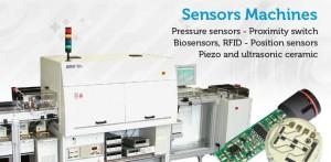 sensors machines