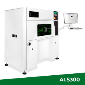 ALS300 Aurel Laser Trimmer