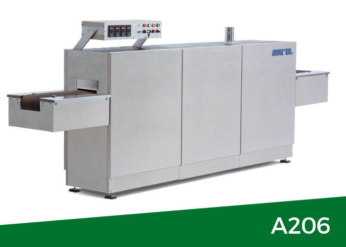 Drying-Curing Ovens for thick film technology - A206