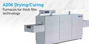 A206 Drying-Curing Ovens for thick film technology