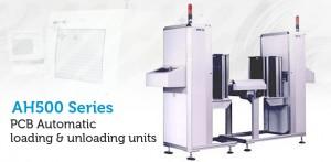 AH500 PCB automatic loading & unloading