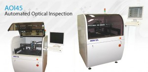 AUREL Automated optical inspection machine