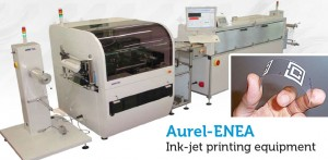 Aurel-ENEA Ink-jet printing equipment
