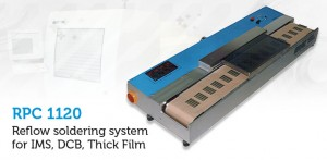 RPC 1120 Reflow soldering system for IMS DCB Thick Film