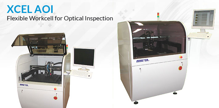 XCEL for Optical Inspection