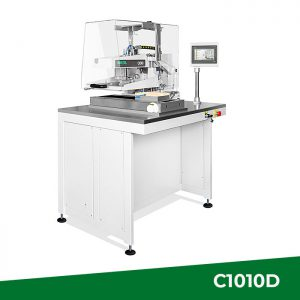 C1010D Aurel high precision screen printer