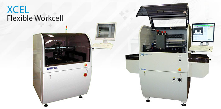 XCEL System - AUREL Work Cell
