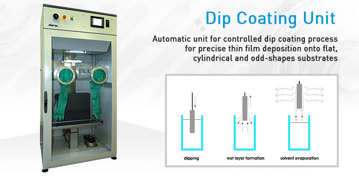 AUREL Dip Coating Unit