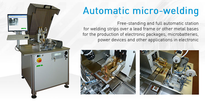 Automatic Micro-welding