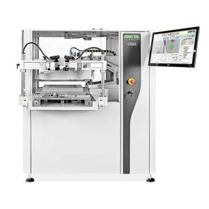 C920 Screen stencil printer