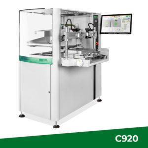 C920 Aurel Screen stencil printer