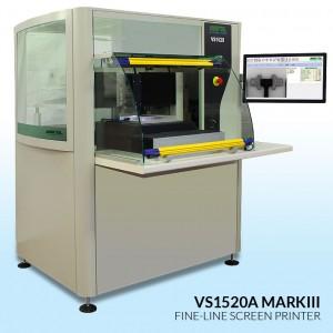 Fine-line screen printer VS1520A MarkIII