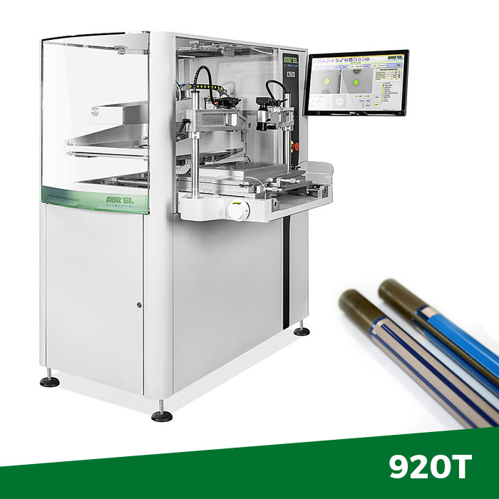 C920T Screen-Stencil Printer for Cylindrical Parts