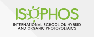 2-6 September - ISOPHOS 2018